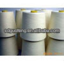 Vente chaude 100% Cardé Fil de coton simple pour tricoter