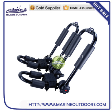 Venta al por mayor de productos promocionales china Car top kayak rack compra en alibaba