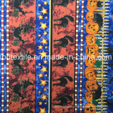 Holloween Holidays Decoration Fabric for USA Market