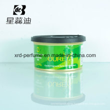 Customized Fashion Design Various Color Scent Car Perfume