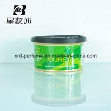 Perfume personalizado do carro do perfume da cor do projeto de forma vário