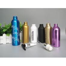 Lotion Spender für Aluminium Kosmetikverpackungsflasche