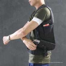Sac en nylon champ tactiques à la mode CS extérieure unique épaule caché Style noir