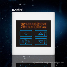 Programmable Underfloor Heating Thermostat Touch Switch Plastic Frame (SK-HV2300-L)