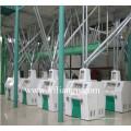Weizen / Mais Mehlproduktionslinie
