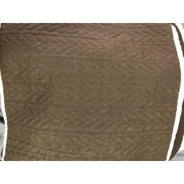 Kain Microfiber Ultrasonik Brown Germetric