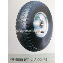 """rueda de aire para carro 10 """"X3.00-4"""