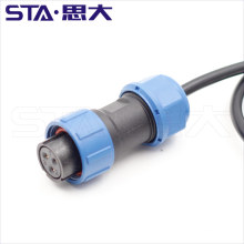 SP21 Electric Plug Waterproof Wire to Wire Connector for LED Light