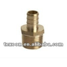 brass pex male adapter pipe fitting TX04450 Series with CSA NSF
