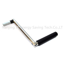 Foldable Crank Handle for Roller Shutter Accessories/Rolling Blind Component