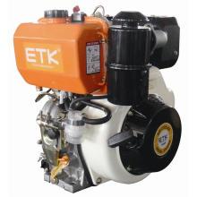 Звукоизолированный дизельный двигатель 12HP (ETK188F)