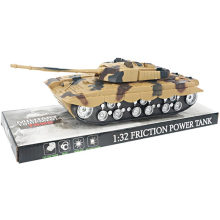 Military 1: 32 Painting Camouflage Toy Tanks