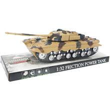 Militar 1: 32 Camuflagem pintura tanques de brinquedo