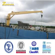 Electrical Inland Truss-Type Luffing Series Deck Jib Portal Crane 16ton