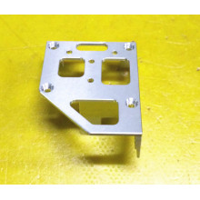 CNC Machining Parts for Lens Holder by Aluminum Profile