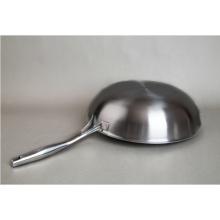 Titanium Wok Set Fry Pan With Reasonable Price
