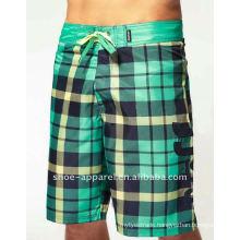 2013 New design 4-way stretch beach shorts men