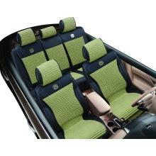 Forme mince de coussin de siège-auto avec la fibre de lin