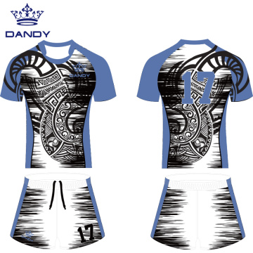 OEM Sublimation Rugby Trikot