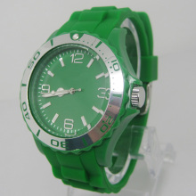 Nouvelle protection de l'environnement Japon Movement Plastic Fashion Watch Sj073-10