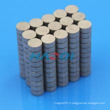 L'aimant de disque de cobalt samarium chinois de service lourd