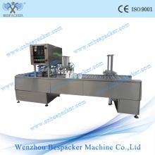 Máquina de enchimento de água potável Máquina de embalagem de copo com Ce