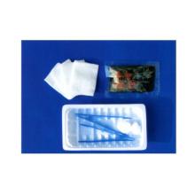 Uso único de kit de curativo médico