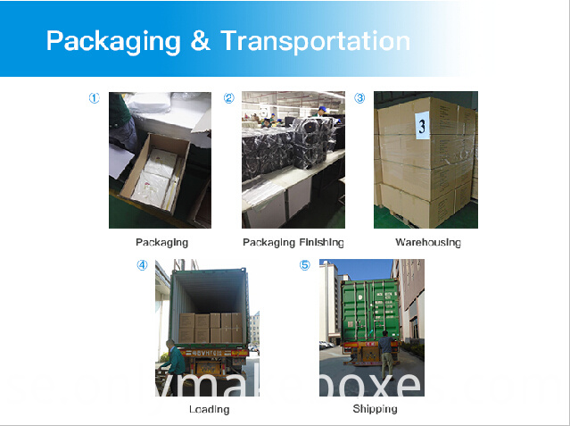 Packaging&Transportation