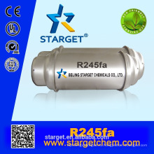 99.70% новый газ r245fa с нулевым ODP