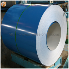 Corrugated Roofing Used Ocean Blue Painted Steel Coil PPGL from Jiangsu China