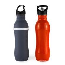 Outdoor light stainless steel sport water bottle