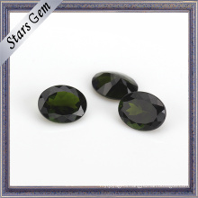 Beautiful Brilliant Cut Natural Diopside for Fashion Jewelry