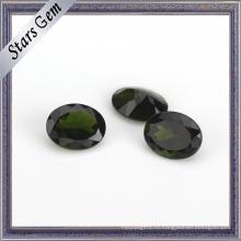 Прекрасный бриллиант огранки естественный diopside для ювелирных изделий