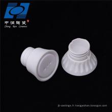 Vente chaude lampe de table en céramique support base lampe