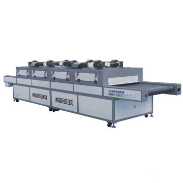 Fornos infravermelhos do secador da correia do empacotamento de papel médico de TM-IR750