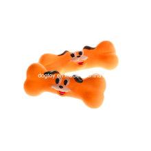 Vinyl Bone Dog Toy Pet Product