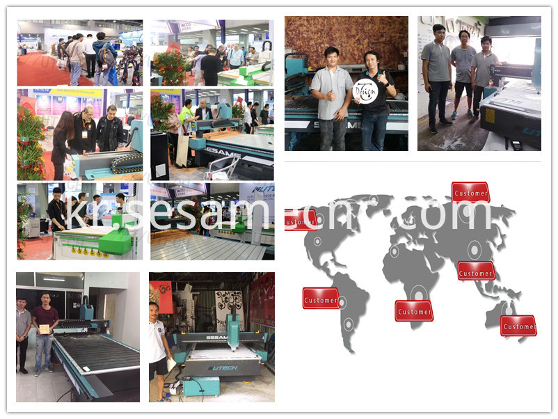 3 axis cnc router machine 6090