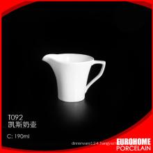 Eurohome royal elegant modern design ceramic porcelain cow milk creamer