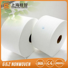 65% polyester 35% rayon nonwoven fabric
