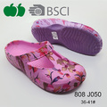 Jardin d'été léger Ladies Fashion sabots Slipper
