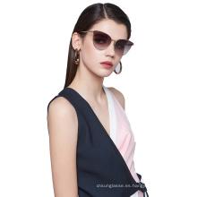 Italia de calidad superior diseño ce logotipo personalizado diseñador cat 3 uv400 gafas de sol