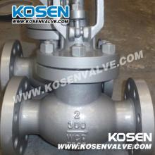 API 600 & 602 Kossen-geschmiedetes Stahlglockenventil