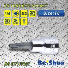 Dr. Torx Bits Soquete - BS-Bt14t8