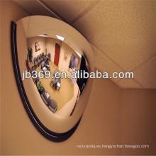 Luz clave Excelente acrílico Half Dome Mirror en shanghai