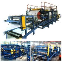 Panneau de mur de sandwich d'ENV de préfabrication automatique faisant la machine / ligne de production