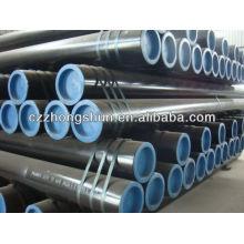 Kohlenstoff nahtloses Stahlrohr ASTM A106 Gr B / ASTM A53 / SS400 / ST52