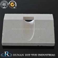 Placa cerâmica refratária da resistência cerâmica de alta temperatura da placa