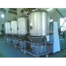 boiling granulating drier for Magnetic Powder