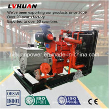 300kw Methane Gas or Natural Gas Generator with Cummins Engine