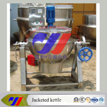 Tilting & Agitation Jacketed Kettle Cooking Pot